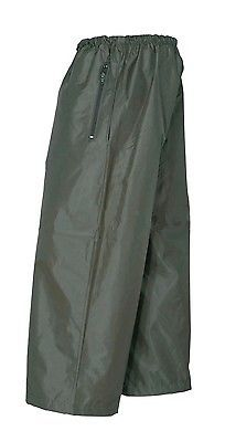 8eabf3686fa3f 2911 Percussion Childrens Shooting Over Trousers leggings Waterproof Tough  New