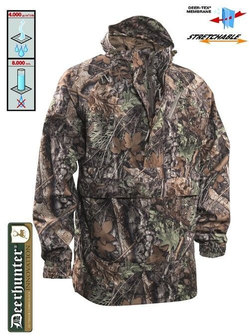 Deerhunter Game Stalker II Anorak Smock Innovation Camo Quiet Stalking New SALE