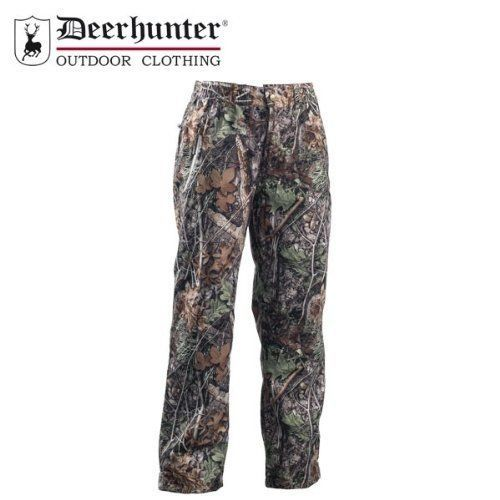 Deerhunter Game Stalker II Trousers Pant Innovation Camo Quiet Stalking New SALE