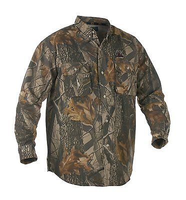 Realtree Camo Shirt Long Sleeve Top Pigeon Shooting